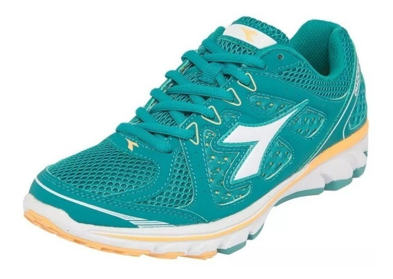 Zapatilllas Diadora Power 9900001 Turquesa Dep