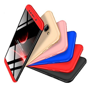 Samsung Galaxy J4 Plus - Case + Vidrio Templado