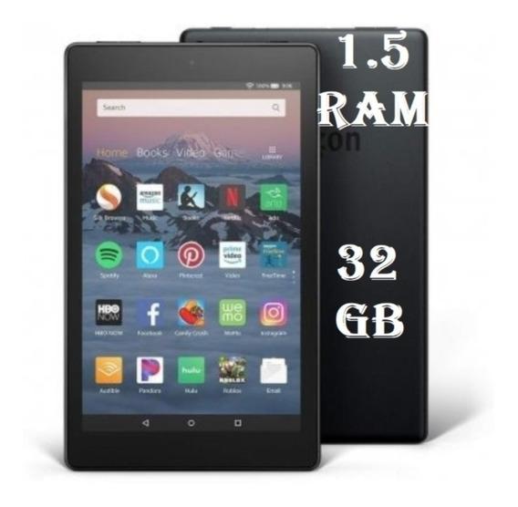 Tablet Amazon Fire Hd8 32gb Tela De 8 C/alexa 7º Ger 32gb