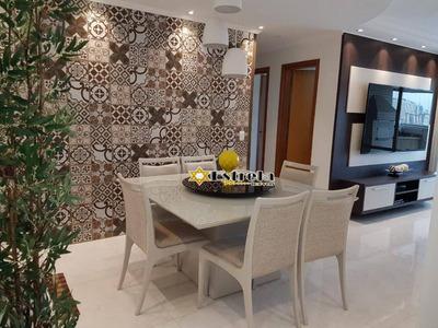 Apartamento Residencial À Venda, Boqueirão, Praia Grande. - Ap10147