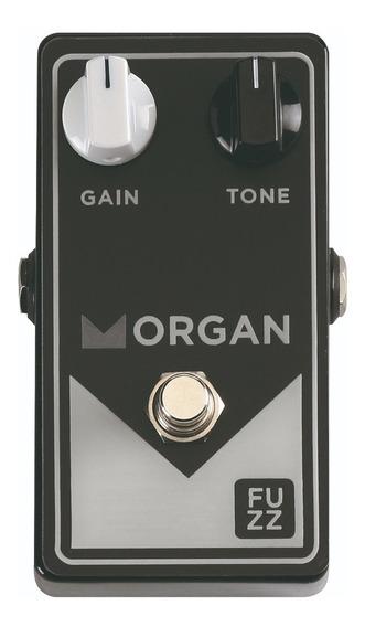 Pedal Morgan Amps Silicon Fuzz C/ Nota Fiscal & Garantia