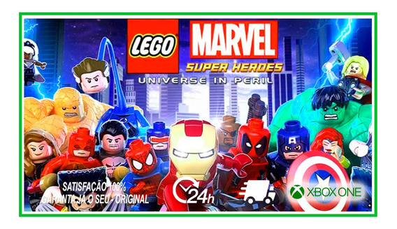 Lego Marvel Super Heroes Xbox One Digital