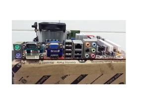 Kit Amd Sm-3330 Socket Am3 P/phenom C/ Proces. 4gb+hd 500gb