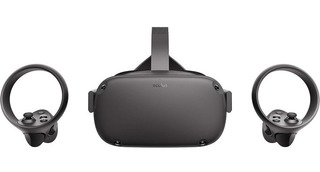 Oculus Quest 64gb + 4 Pilas Recargables Sony Y Cargador