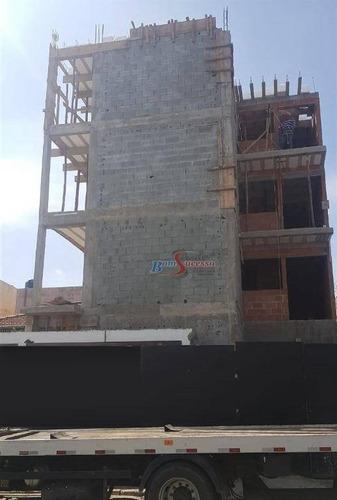 Imagem 1 de 2 de Apartamento Com 2 Dormitórios À Venda, 36 M² Por R$ 193.500,00 - Vila Nova York - São Paulo/sp - Ap2626