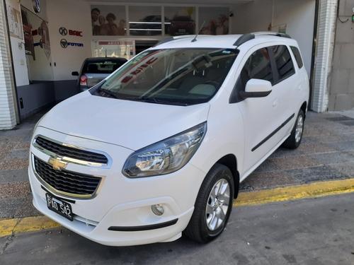 Chevrolet Spin 1.8 Ltz 5as 105cv 2015 Solo 52000 Km Nueva