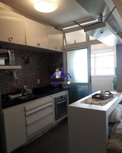 Apartamento A Venda Em Alphaville 2 Dorm, Sendo 1 Suite Com Closet - 2675 - 67875241