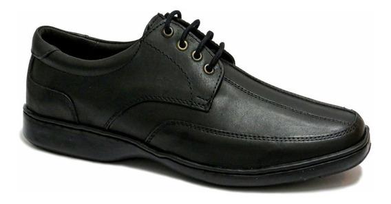 Zapatos Hombre Cuero Vestir Febo 45/50 Free Comfort 3106