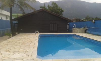 Casa Com Piscina Litoral Norte De Sp.pacotao Final De Ano.