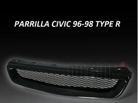 Parrilla Honda Civic 96 - 98 Type R , Oferta