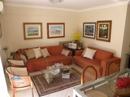 Imagem 1 de 15 de Apartamento Com 3 Dormitórios À Venda, 108 M² Por R$ 1.020.000,00 - Centro - Florianópolis/sc - Ap0680