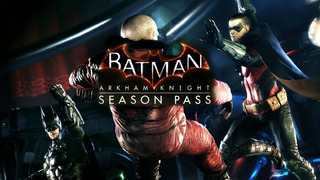 Batman Arkham Knight Season Pass Dlc Ps4