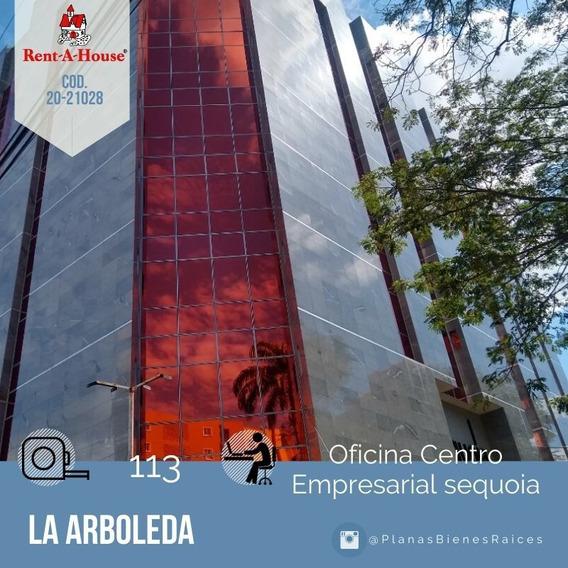 Oficina En Venta En Maracay, La Arboleda 20-21028 Scp