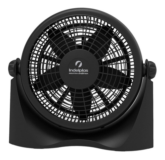 Turbo Ventilador 12 Piso O Pared Semi Industrial Indelplas