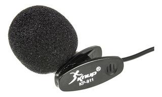 Microfone Knup KP-911 preto