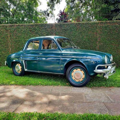 Imagem 1 de 10 de Ford Renault Willys Gordini
