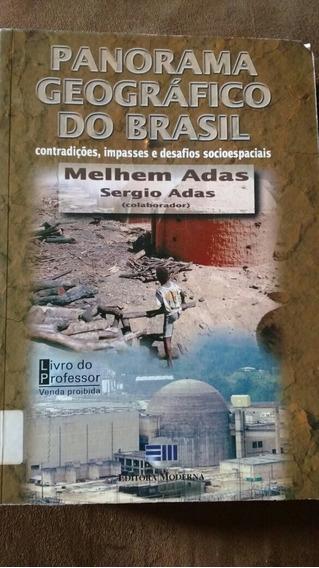 Panorama Geografico Do Brasil - Livro Do Professor