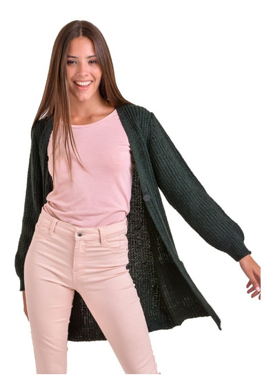Mauro Sergio Sweater- Saco Largo Dama- Art 437