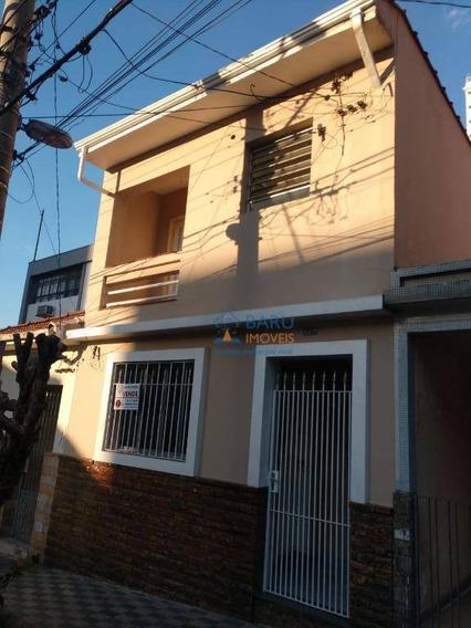 Casa Com 3 Dormitórios À Venda, 145 M² Por R$ 750.000,00 - Vila Romana - São Paulo/sp - Ca1288
