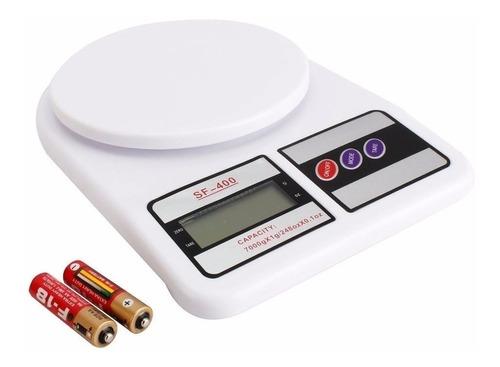 Balanza Pesa Digital Para Cocina Comercio 7kg