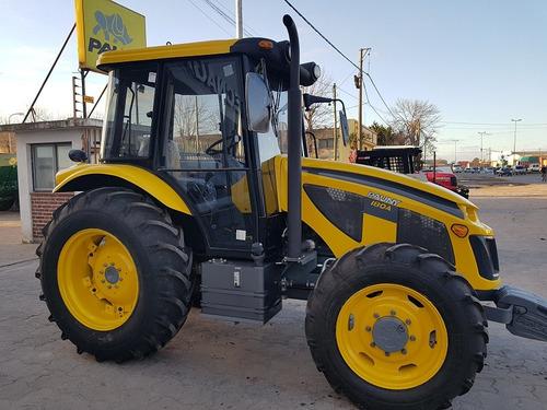 Tractor Pauny 180 A 4x4 83 Hp 0km Con Cabina