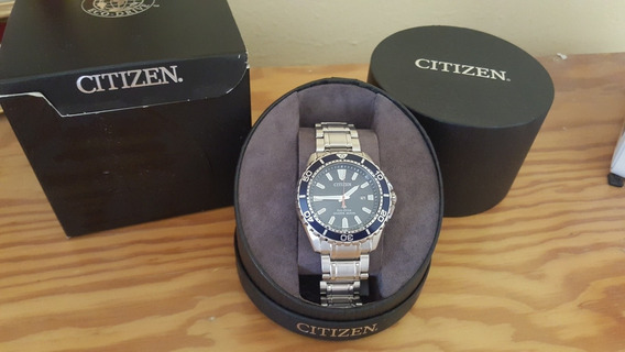 Citizen Eco Drive Promaster Diver Bn0191-55l