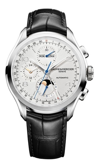 Reloj Baume & Mercier Clifton 10278 Automatico Calendario