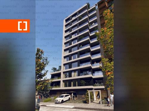 Venta De Apartamento Obra Construcción Monoambiente En Parque Batlle, Beone Bernardina Unidad 107