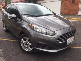 Ford Fiesta Se 2014 Automatico