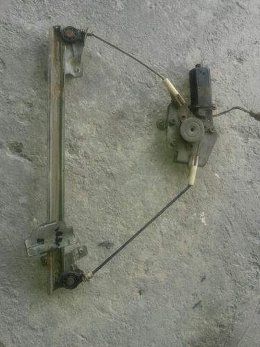 Mecanismo Y Motor Elevavidrio Daewo Cielo