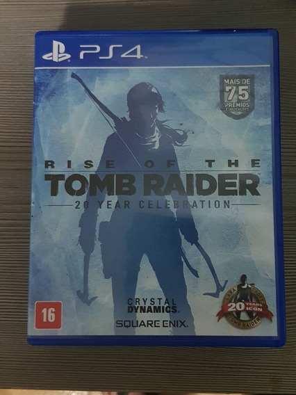 Rise Of The Tomb Raider Usado - Ps4