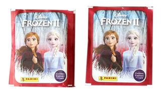 50 Sobres Del Álbum Frozen 2 La Película