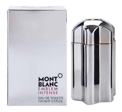 Loción Perfume Mont Blanc Emblem Intense Hombre Original Gar