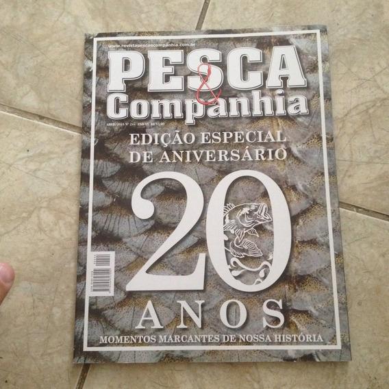 Revista Pesca & Companhia 244 Abril2015 Ed. De Aniversário