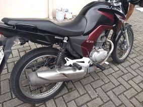 Moto Honda Cg Titan 150 Es