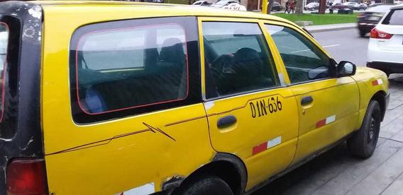 Mazda Familia 1998 Gnv Mecanico