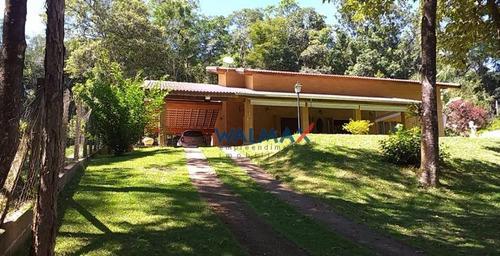 Chácara Com 3 Dormitórios À Venda, 2000 M²  - Condomínio Cocais - Ibiúna/sp - Ch0024