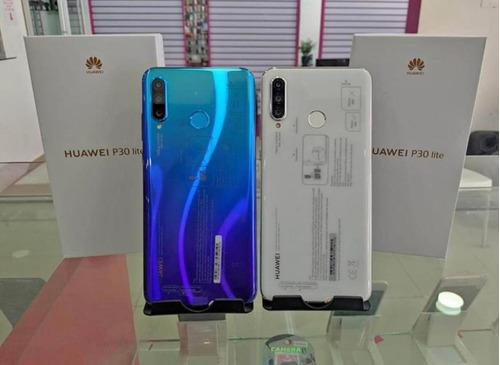 Huawei P30 Lite, 256gb Oferta Ws/ 829-338-6025