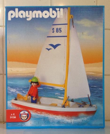 Playmobil 3138 Velero Con Una Figura Navegante Playmobil