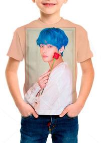 Camiseta Infantil Kpop Bts (bangtan Boys) Persona V - M001