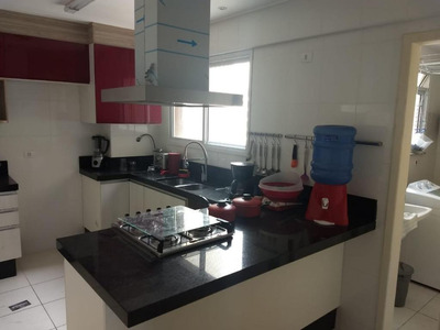 Apartamento Em Jardim Das Indústrias, São José Dos Campos/sp De 122m² 4 Quartos À Venda Por R$ 660.000,00 - Ap178185