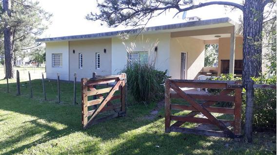 Alquiler Temporaneo Casa Quinta C/ Pileta En Barrio Don Pedr