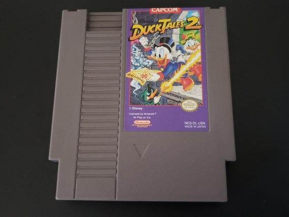 Ducktales 2 Nes Nintendo Cartucho Original Americano