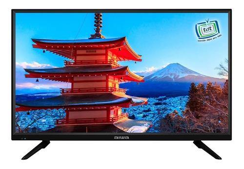 Televisor Aiwa 32  Led Hd Hdmi Isdbt Oferta Especial