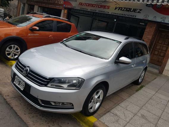 Volkswagen Passat Variant 2.0 Advance I 170cv Dsg 2014