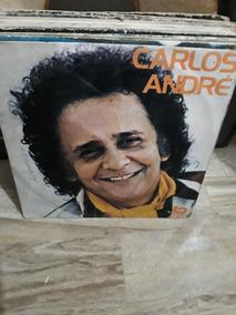Lp Compacto Carlos André / 1977