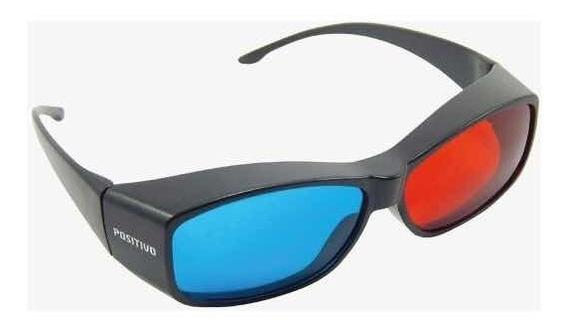 Óculos 3d Filme Positivo Original Envio Imediato