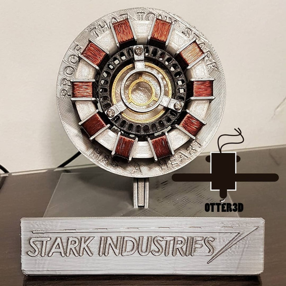 Reactor Stark Ironman