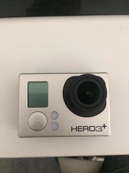 Camera Gopro Hero 3 Silver - Frete Gratis!