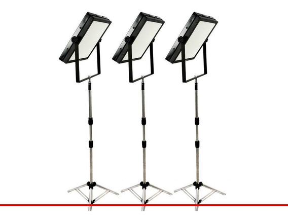 Iluminador Kit Youtuber C/tripé Barato